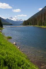 Lago Duffey (Carretera 99 - Columbia Británica - Canadá)