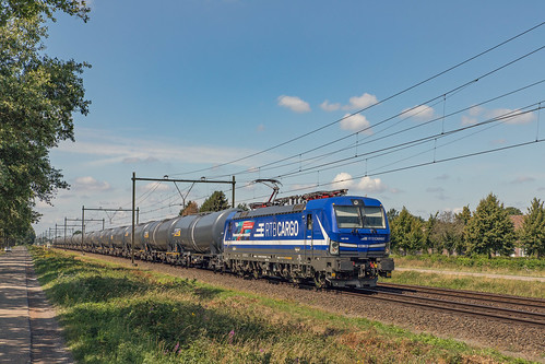 193 792 RTBCARGO. Horst-Sevenum