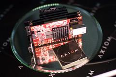 Circuit board of an AXIOM camera