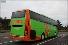 Volvo 9900 – Richou / Flixbus - Photo of Saint-Christoly-de-Blaye