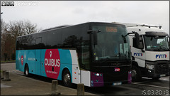 Van Hool EX 16 – Ouibus - Photo of Saint-Girons-d'Aiguevives