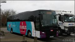Van Hool EX 16 – Ouibus - Photo of Saugon