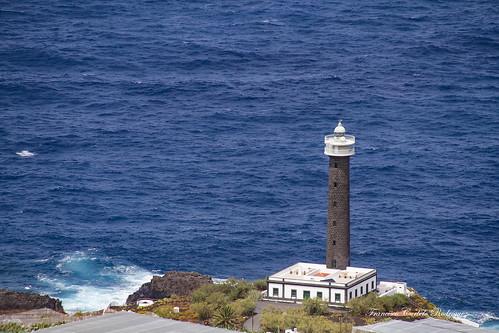 Faro Punta Cumplida. Barlovento. La Palma (18-7-19)