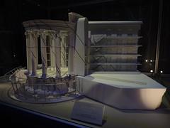 Model of Gringotts, Harry Potter Studio Tour