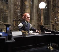 Gringotts, Harry Potter Studio Tour