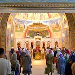 Богослужения  в праздник изнесения Честных Древ Животворящего Креста Господня