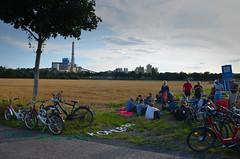 Radtour Kraftwerk