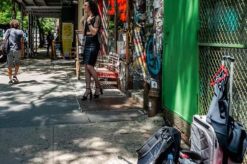 NYC: Shooting at Overthrow NY