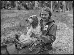 Image by State Library of New South Wales collection (statelibraryofnsw) and image name St. Ives Dog Show, 18 March, 1950, Pix Magazine, State Library of New South Wales photo  about Annual Dog Show, St Ives, Sydney, 18 March, 1950, Pix Magazine, State Library of New South Wales, ON 388/Box 004/Item 032 archival.sl.nsw.gov.au/Details/archive/110585570