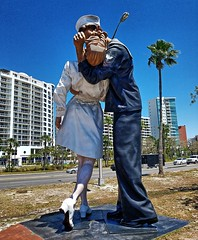 'Unconditional Surrender'- Sarasota FL (2)