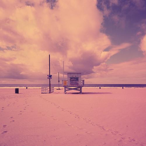 ave 26 (xpro). venice beach, ca. 2013.