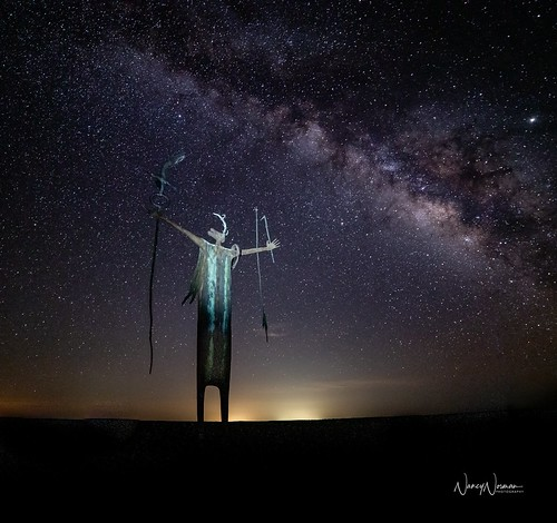 """The Maker of Peace"" and the Milky Way"