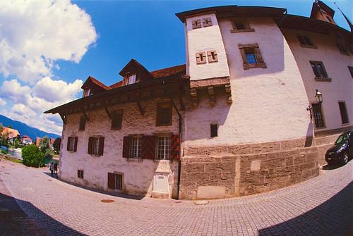 Büren Castle