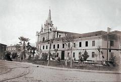 El antiguo Hospital San Juan de Dios fundado en 1552 demolido en 1948, todos olvidamos lo importante que fue