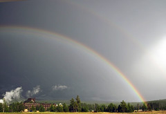 Rainbow (1 August 2019) (Yellowstone, Wyoming, USA) 3