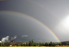 Rainbow (1 August 2019) (Yellowstone, Wyoming, USA) 3