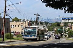 MTA 2015 Novabus LFS 8184