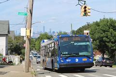 MTA 2019 Novabus LFS 8727