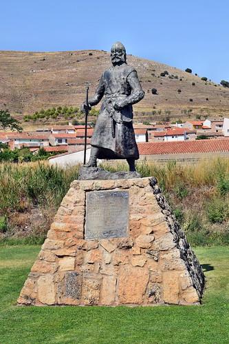 Estatua del Cid Campeador (El Poyo del Cid)