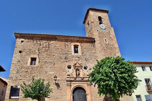 Iglesia de San Juan Bautista (El Poyo del Cid)