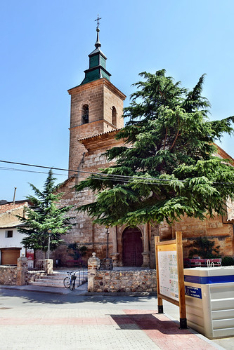 Iglesia de San Pedro (Fuentes Claras)