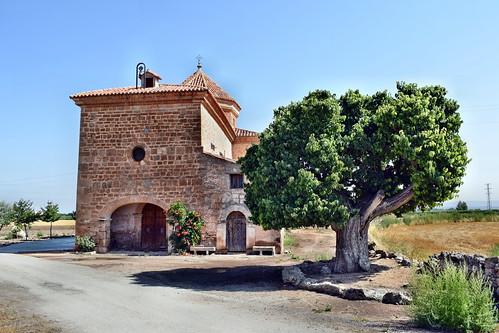 Ermita de la Virgen del Moral (El Poyo del Cid)