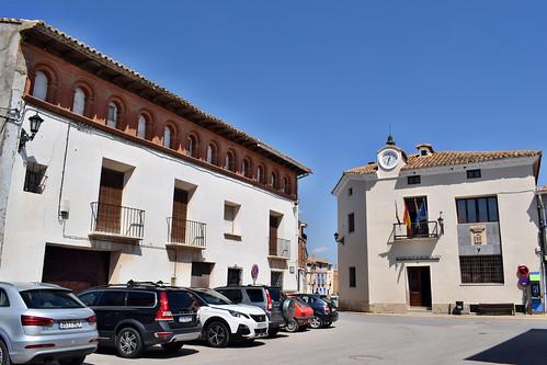 Calle de la Plaza (Fuentes Claras)
