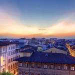 Firenze Panorama Dalla Terrazza Dell Hotel Excelsior 7
