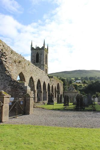 Baltinglass Abbey ruins