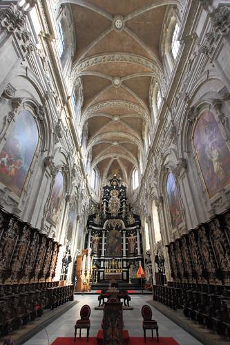 IMG_4837 Basilica Saint-Servatius by Gilbert van Zinnick