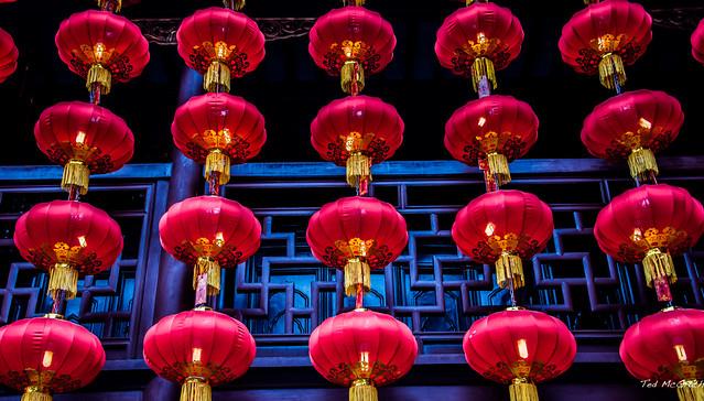 2019 - Shanghai - Old City