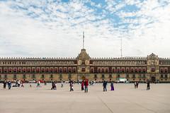 National Palace & Zocalo