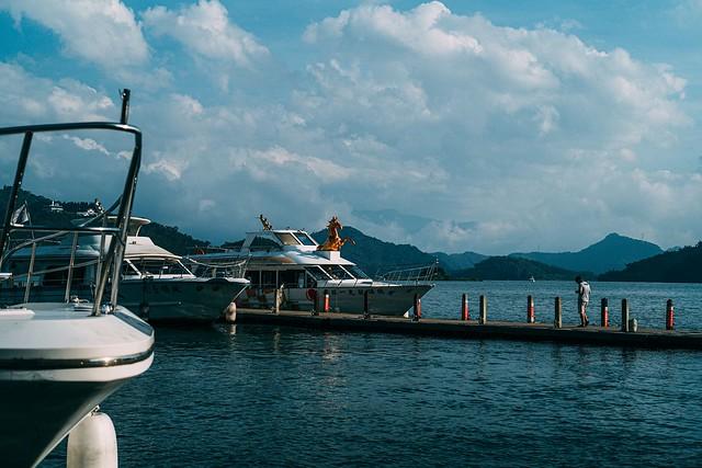 Photo:日月潭,湖畔 By Eternal-Ray