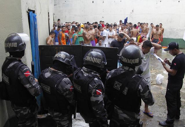 Espaços de privação de liberdade, como as penitenciárias, são acompanhados por peritos que atuam em âmbito nacional e estadual - Créditos: AKIRA ONUMA / ASCOM SUSIPE