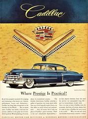 1952 Cadillac Fleetwood Sixty Special