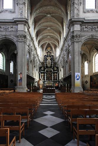 IMG_4845 Basilica Saint-Servatius by Gilbert van Zinnick