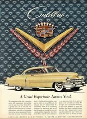 1952 Cadillac Coupe de Ville