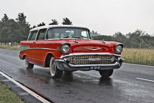 Chevrolet Bel Air Nomad 1957* (7023)