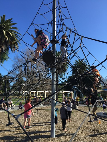 Botanical Gardens Playground July 2016 02