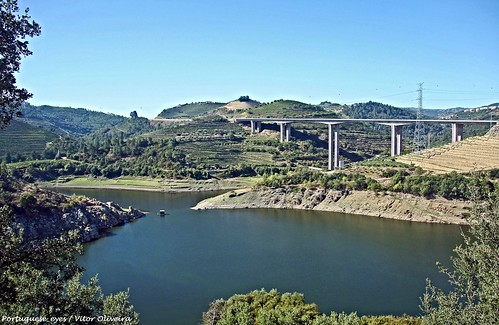Albufeira da Barragem do Varosa - Portugal 🇵🇹