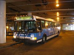 Mass Transit Administration: 1993 Flxible Metro D (LNG) #9302