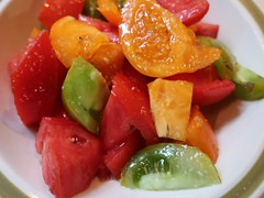 Image by Pushapoze (MASA) (29302734@N02) and image name Daily Colours - Salad photo  about