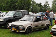 1987 Toyota Starlet 1.0 DX