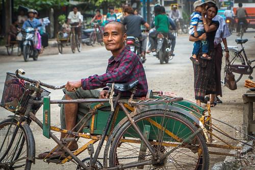 The Trishaw Driver