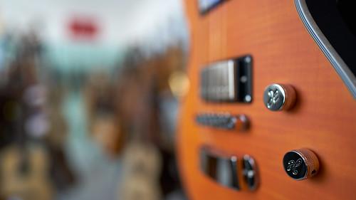 Hagstroem E-Gitarre
