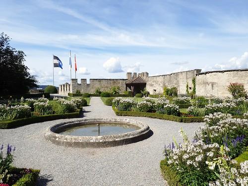 Park im Schloss