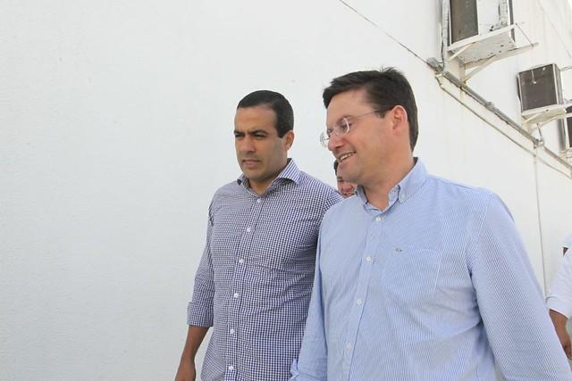 I encontro dos conselheiros comunitários das Prefeituras-Bairro e visita ao Subúrbio 360 - Agosto/2019