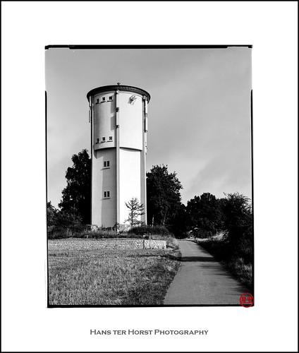Water tower, Kleinbettingen, LUX