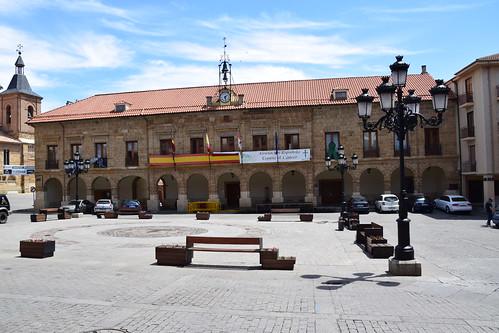 Ayuntamiento (Benavente, Castilla y León, España, 8-6-2019)
