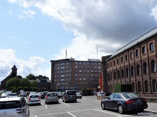 Hôpital de Jolimont. La Louvière, Belgique.